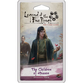 Fantasy Flight L5R LCG: The Children of Heaven Dynasty Pack