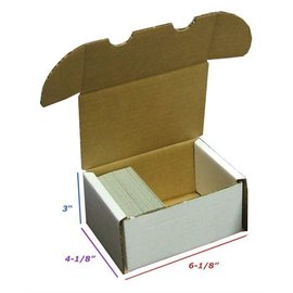 BCW Cardboard Box 330 card (Local Pickup ONLY)