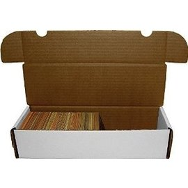 BCW Cardboard Box 660 card (Local Pickup ONLY)