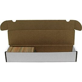 BCW Cardboard Box 930 card (Local Pickup ONLY)