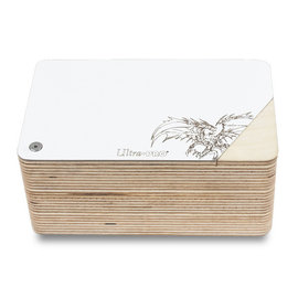 Ultra Pro The Ark Wood Deck Box with Counter