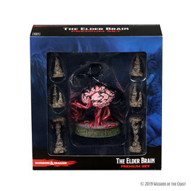 Wiz Kids Dungeons & Dragons Fantasy Miniatures: Icons of the Realms Set 13 Volo & Mordenkainen`s Foes Elder Brain