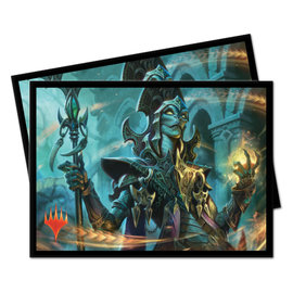 Ultra Pro Magic Standard Sleeves 100ct - Commander 2019 - Kadena