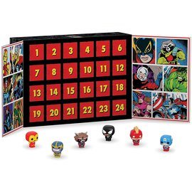 Frosted Games Marvel Advent Calendar