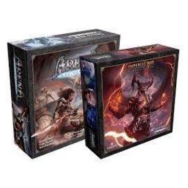 Dragori Games Arena: The Contest Kickstarter Base Pledge w/ Imperial Box