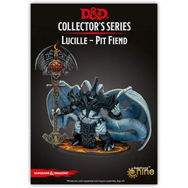GaleForce Nine Dungeons & Dragons Fantasy Miniatures: Baldur's Gate: Descent into Avernus - Avernus Lucille