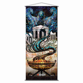 Wizards of the Coast MTG Wall Scroll - Theros Beyond Death - Medomai