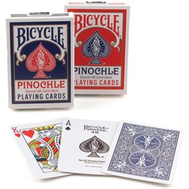Bicycle Bicycle Pinochle Playing Cards