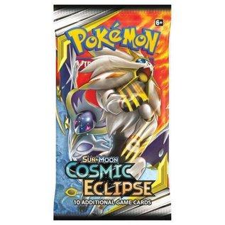 Pokemon International Pokemon Sun & Moon: Cosmic Eclipse Booster Pack