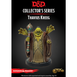 Wizards of the Coast Dungeons & Dragons Fantasy Miniatures: Baldur's Gate: Descent into Avernus - Thavius Kreeg
