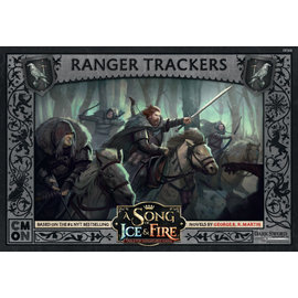 Cool Mini or Not A Song of Ice & Fire Tabletop Miniatures Game: Night`s Watch Ranger Trackers Unit Box