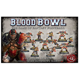 Games Workshop Blood Bowl: The Doom Lords