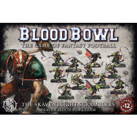 Games Workshop Blood Bowl - 2016 Edition Skavenblight Scramblers