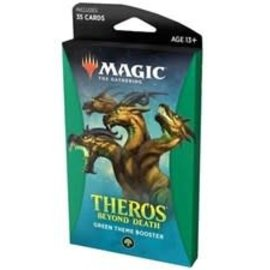 Wizards of the Coast Theros Beyond Death Themed Booster Pack - Green