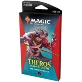 Wizards of the Coast Theros Beyond Death Themed Booster Pack - Red