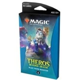 Wizards of the Coast Theros Beyond Death Themed Booster Pack - Blue