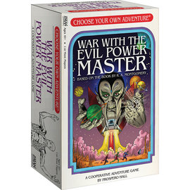 Z-Man Games Choose Your Own Adventure - War with the Evil Power Master