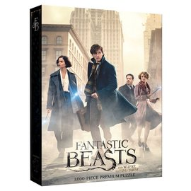 USAopoly Fantastic Beasts: Search 1000 Piece Puzzle