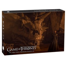 USAopoly Game of Thrones 1000 Piece Puzzle