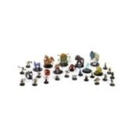 Wiz Kids Dungeons & Dragons Fantasy Miniatures: Icons of the Realms Set 14 - Eberron Rising - Booster Pack