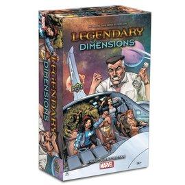 Upper Deck Marvel Legendary Deckbuilding Game: Dimensions