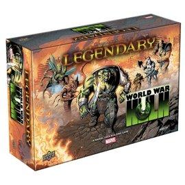 Upper Deck Marvel Legendary Deckbuilding Game: World War Hulk