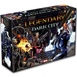 Upper Deck Marvel Legendary Deckbuilding Game: Dark City