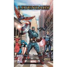 Upper Deck Marvel Legendary Deckbuilding Game: Captain America 75th Anniversary Expansion