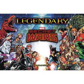 Upper Deck Marvel Legendary Deckbuilding Game: Secret Wars Volume 2