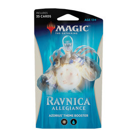 Wizards of the Coast Ravnica Allegiance Azorius Themed Booster Pack