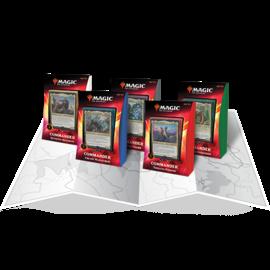 Wizards of the Coast Commander 2020 - Ikoria - Enhanced Evolution (Black/Green/Blue)