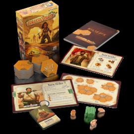 25th Century Games Jurassic Parts Kickstarter Edition