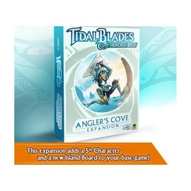 Druid City Tidal Blades - Heroes of the Reef Angler's Cove Expansion