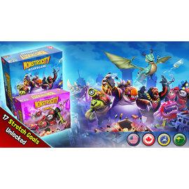 Vesuvius Media MonstroCity + Rampage Expansion Kickstarter Edition