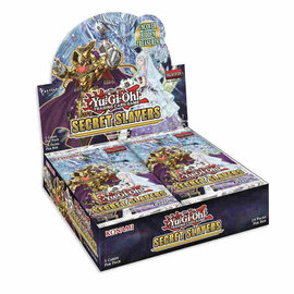 Konami Yu-gi-oh Secret Slayers Booster Pack