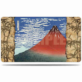 Ultra Pro Fine Art Playmat - Red Fuji