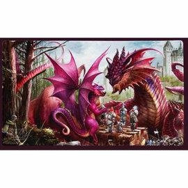 Arcane Tinmen Dragon Shield: Classic Art Playmat - Fathers' Day