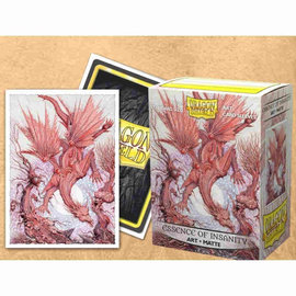Fantasy Flight Dragon Shields: (100) Matte Art Sleeves - Essence of Insanity
