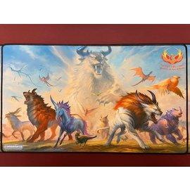 Phoenix Fire Games Phoenix Fire Ikoria: Lair of Behemoths Playmat