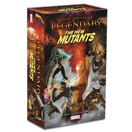 Upper Deck Marvel Legendary Deckbuilding Game: New Mutants
