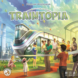 Boards & DIce Traintopia