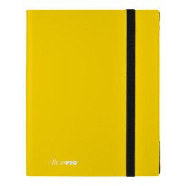 Ultra Pro Ultra Pro 9 Pocket Eclipse Pro-Binder - Yellow