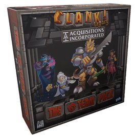 Renegade Clank! Legacy: Acquisitions Incorporated C-Team Pack