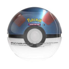Pokemon International Pokemon: Pokeball Tin Wave 3 - Great Ball