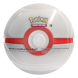 Pokemon International Pokeball Tin Wave 3 - Premier Ball