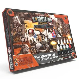 Army Painter Army Painter - Paint Set - Zombicide Invader