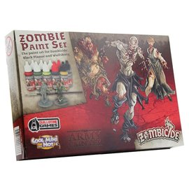 Army Painter Army Painter - Paint Set - Zombicide Black Plague