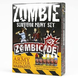 Army Painter Army Painter - Paint Set - Zombicide Survivor