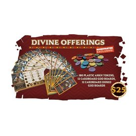 Cool Mini or Not Ankh: Gods of Egypt Kickstarter Divine Offerings (PREORDER Local Pickup Only)