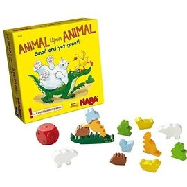 HABA My Very First Games: Animal Upon Animal Small and Yet Great